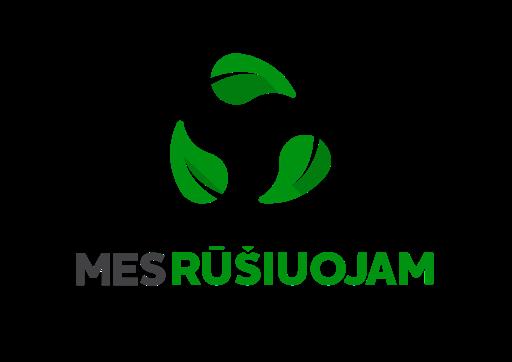 """""""Mes rūšiuojam"""" – is the national environmental project launched by the Asociation of Producers and Importers and public initiatives """"Elektronikos gamintojų ir importuotojų organizacijos"""" and """"Ekošviesa""""."""